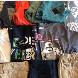 Other - SALE‼️ Boxes of Boys Clothes - Offers Accepted